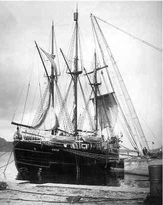 The Polarship FRAM.